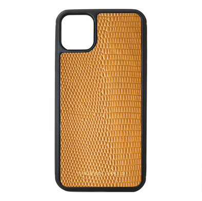Orange Lizard iPhone 11 Pro Max Case