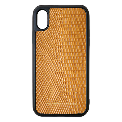 Orange Lizard iPhone XS Max Case