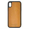 Orange Lizard iPhone X/XS Case