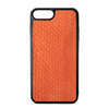 Orange Python Snakeskin iPhone 7 Plus / 8 Plus Case