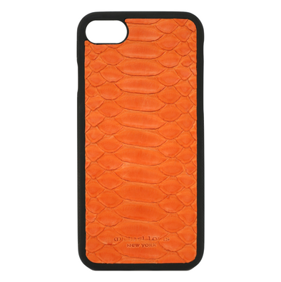 Orange Python iPhone 7 / 8 Case