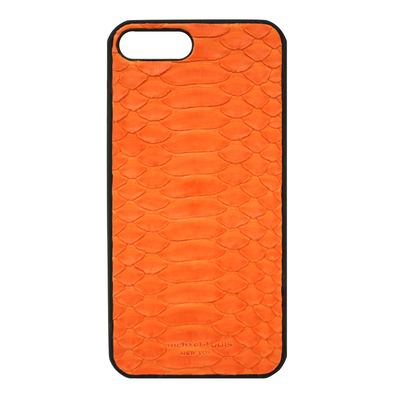 Orange Python iPhone 7 Plus / 8 Plus Case