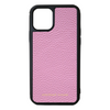 Pink Pebbled Leather iPhone 11 Pro Case