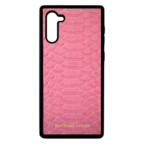 Pink Python Galaxy Note 10 Case