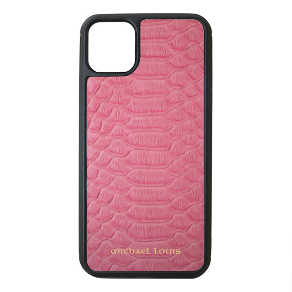 Pink Python iPhone 11 Pro Max Case