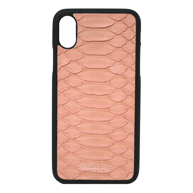 Pink Python iPhone X/XS Case