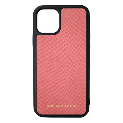 Pink Snake iPhone 11 Pro Case