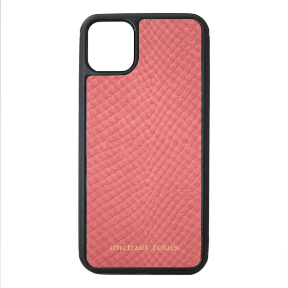 Pink Snake iPhone 11 Pro Max Case
