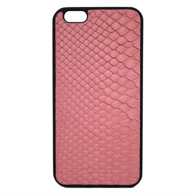 Pink Snakeskin iPhone 6/6S Plus Case
