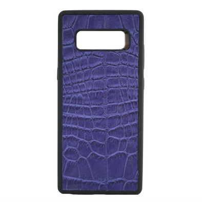 Purple Croc Galaxy Note 8 Case