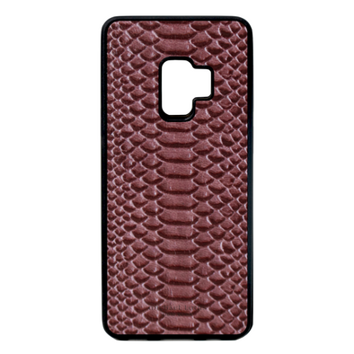 Purple Python Galaxy S9 Case