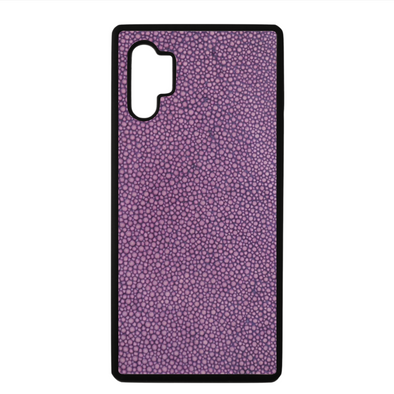Purple Stingray Galaxy Note 10 Plus Case