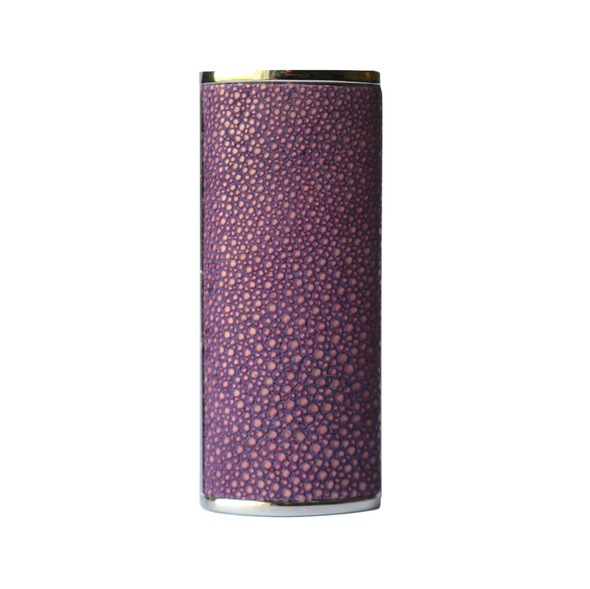 Purple Stingray Lighter Case