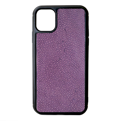 Purple Stingray iPhone 11 Case