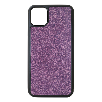 Purple Stingray iPhone 11 Pro Max Case