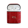 Red Croc Airpods Case