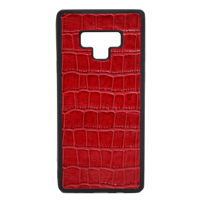 Red Croc Galaxy Note 9 Case