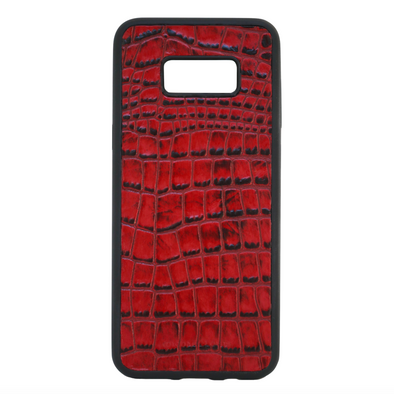 Red Croc Galaxy S8 Plus Case