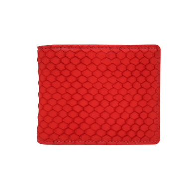 Red Fish Classic Bifold Wallet