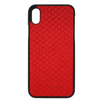 Red Fish iPhone XR Case