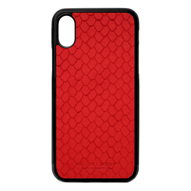 Red Fish iPhone X/XS Case