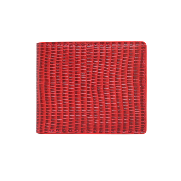 Red Lizard Classic Bifold Wallet