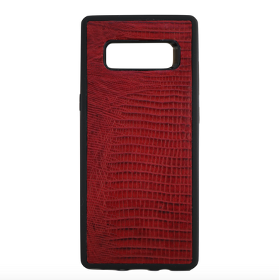 Red Lizard Galaxy Note 8 Case