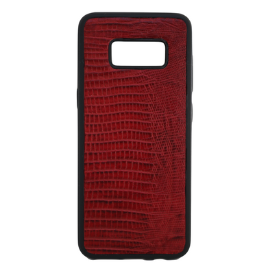 Red Lizard Galaxy S8 Case