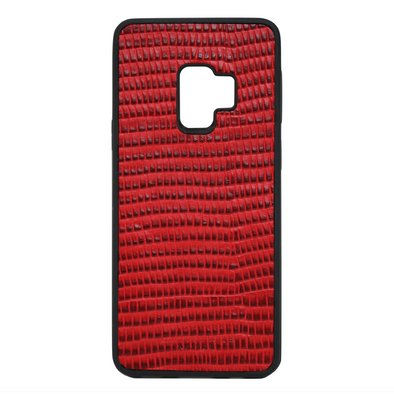 Red Lizard Galaxy S9 Case