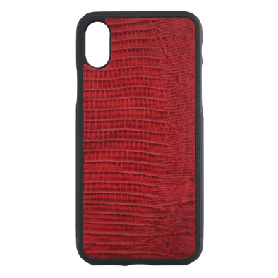 Red Lizard iPhone XR Case