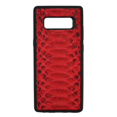 Red Python Galaxy Note 8 Case