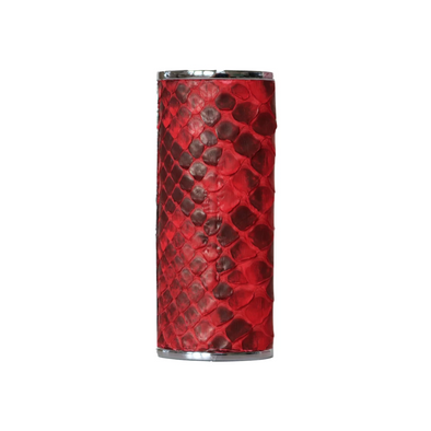 Genuine Red Python Lighter Case