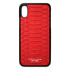 Red Python iPhone X/XS Case