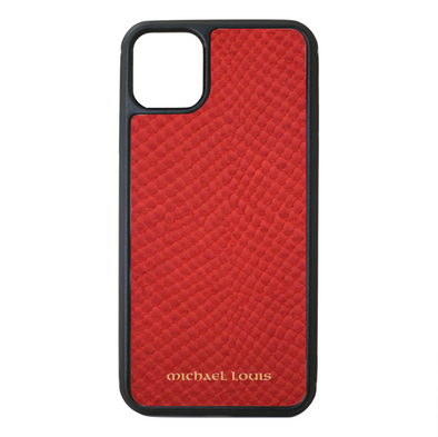 Red Snake iPhone 11 Pro Max Case