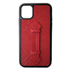 Red Snake iPhone 11 Strap Case