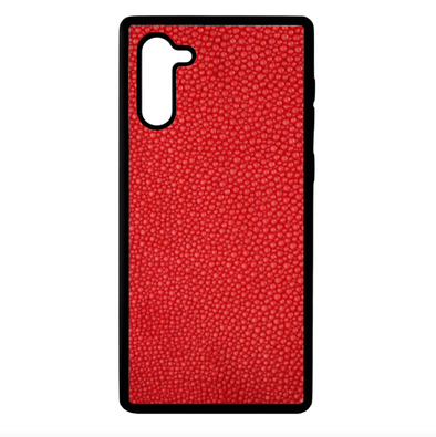 Red Stingray Galaxy Note 10 Case