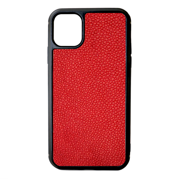 Red Stingray iPhone 11 Case