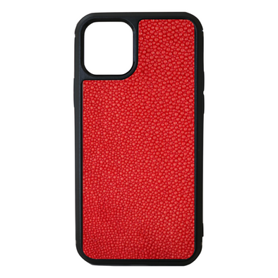 Red Stingray iPhone 11 Pro Case