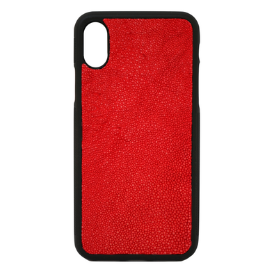 Red Stingray iPhone X/XS Case