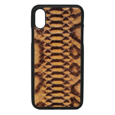 Limited Edition Safari Python iPhone XR Case
