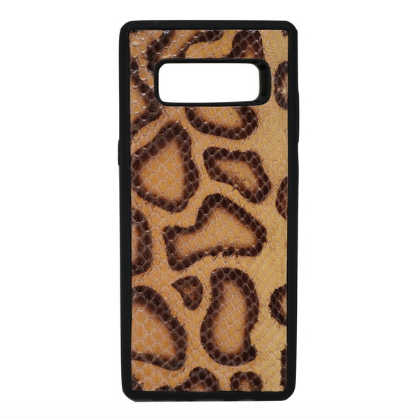 Limited Edition Safari Snakeskin Galaxy Note 8 Case
