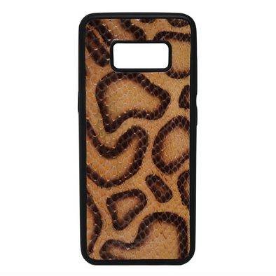 Limited Edition Safari Snakeskin Galaxy S8 Case