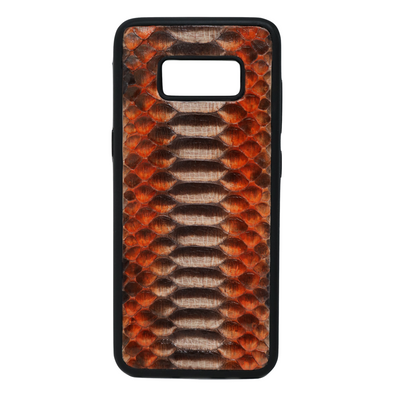 Limited Edition Sahara Python Galaxy S8 Case