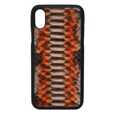 Limited Edition Sahara Python iPhone XR Case