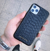 Black Python iPhone 11 Pro Max Case