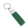 Green Pebbled Leather Classic Key Holder