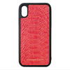Red Python iPhone XS Max Case