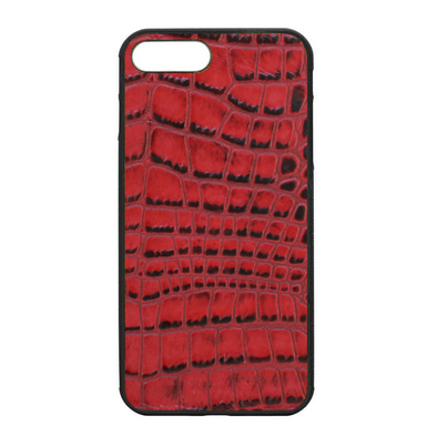 Red Croc iPhone 7 Plus / 8 Plus Case