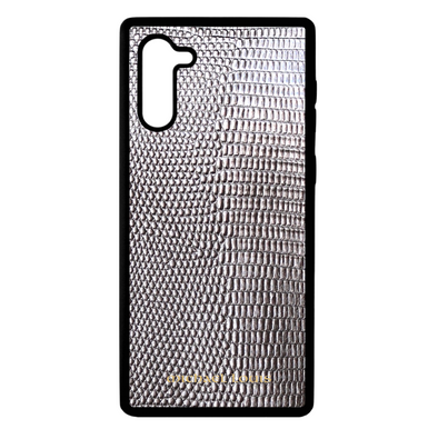 Silver Lizard Galaxy Note 10 Case