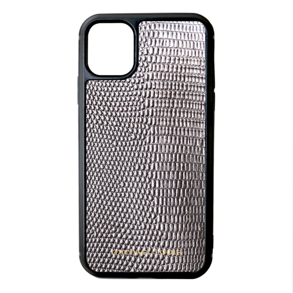 Silver Lizard iPhone 11 Case